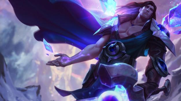 taric splash