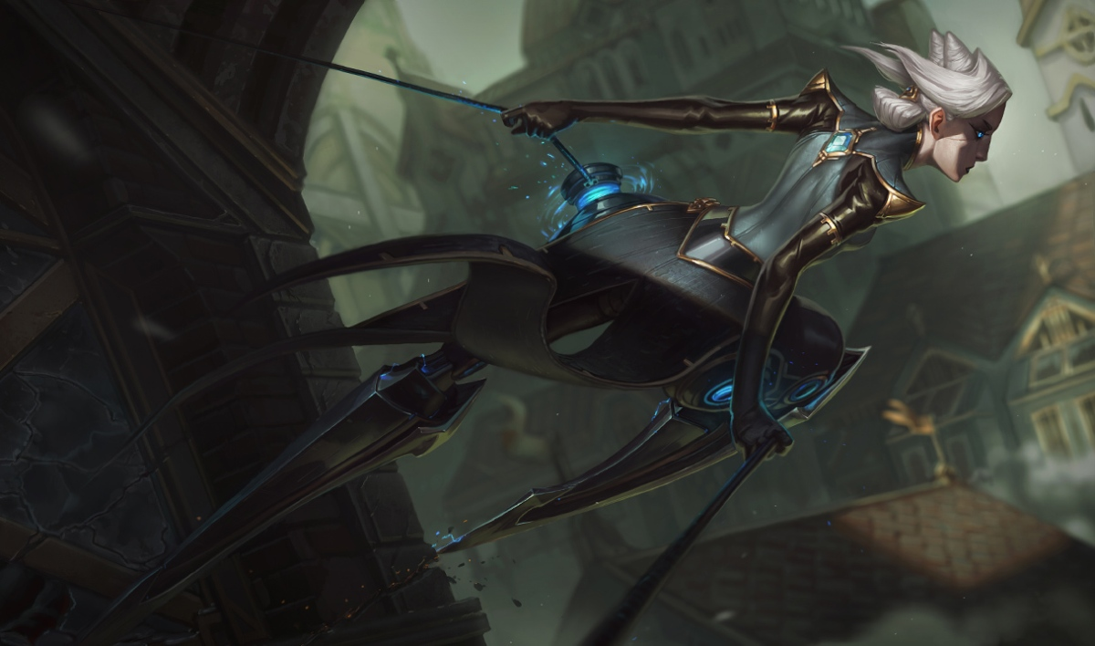League of Legends: Camille abilities and strategy tips